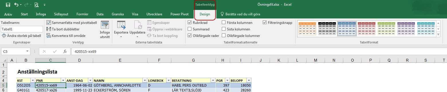 Här kan du utföra alla ändringar på din tabell 78d54c6056b96